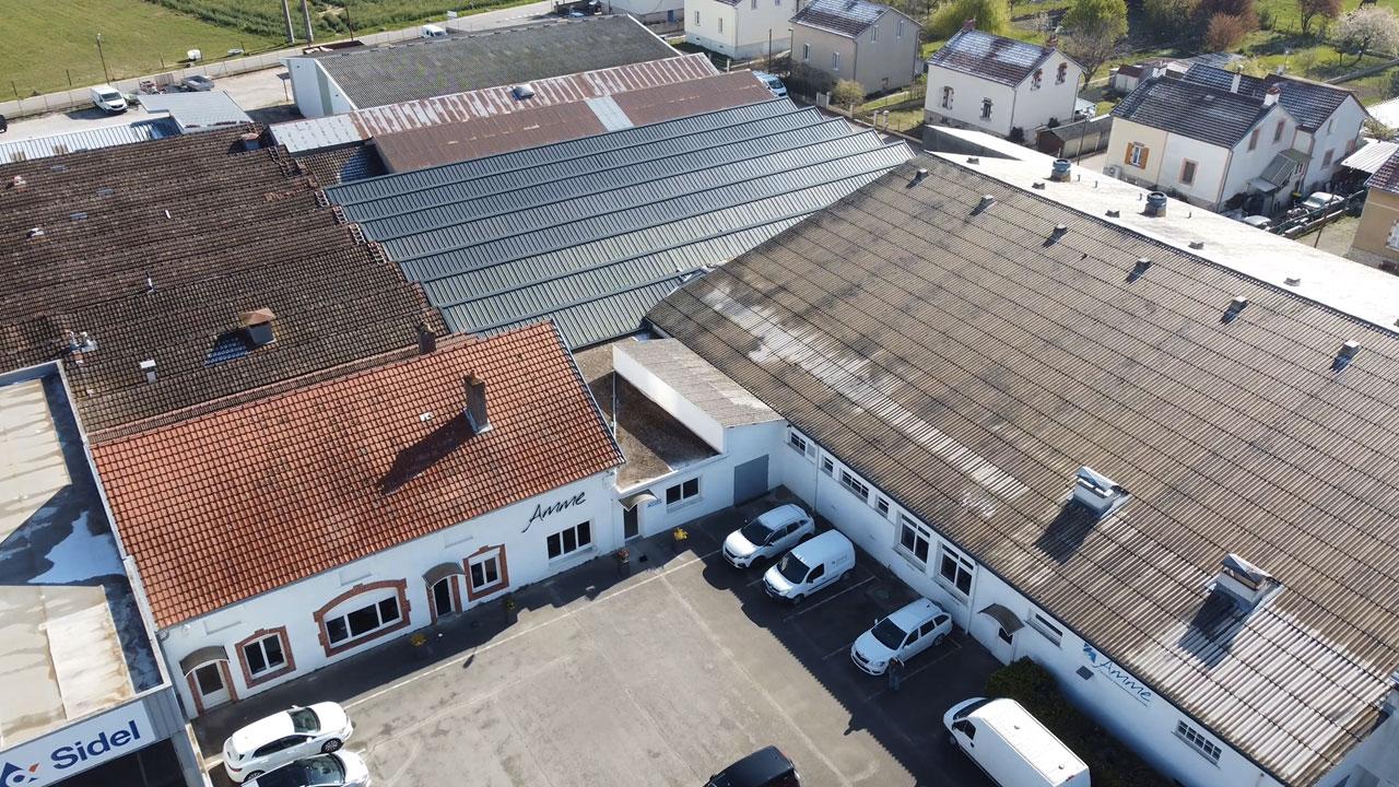 Rénovation des toits